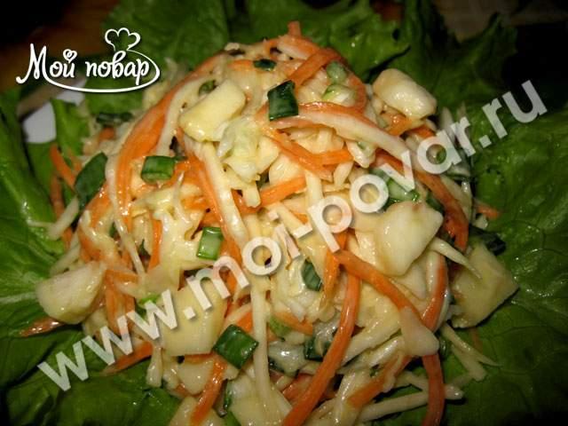 198 Салат из корневого сельдерея рецепт