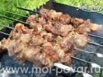Шашлык из свинины в пиве - кулинарный рецепт