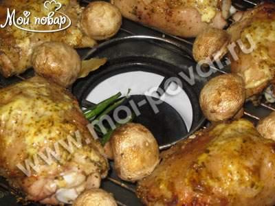 """""""Мясо, овощи, мангал"""" – кулинарный рецепт"""