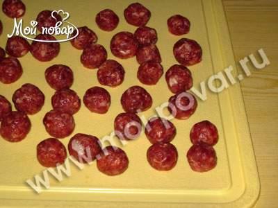 Картофельный суп с фрикадельками кулинарный рецепт   0209 jpg