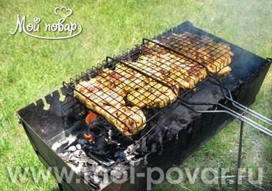 Рецепты для пикника с пошагово в