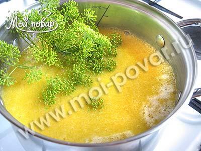 Соус из терна на зиму – кулинарный рецепт